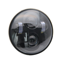 40w 20w 5.75inch led motorcycle 5x7 h7 led headlight