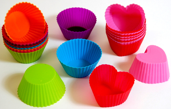 China Supplier Selling BPA Free 100% Food Grade cupcake cases