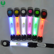 Wholesale Led Reflective Safety Flashing Armband for Running