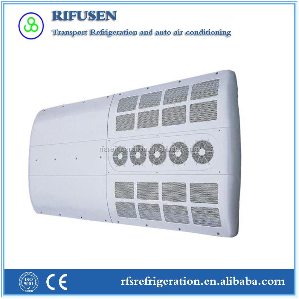 Model: AC28, 28kw famous compressor 12V DC air conditioner system for 10m to 11m bus