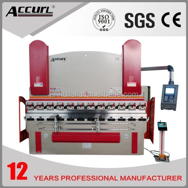 MB8-40T/2200 press brake China tube bending tool steel ballrolling machine