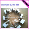 solenoid automatic transmission parts for 9PCs JF506E 09A