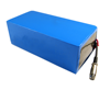custom size lithium battery pack 36v 48v 72v 10ah 15ah 20ah li-ion electric bike battery