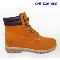 Hot Selling High Quality Men Zapato Boots Footwear
