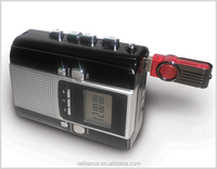 radio cassette recorder with usb/sd card reader
