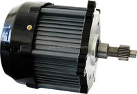 Made in China manufacture directly sale 48v 800w electric rickshaw bldc motor for oversea market