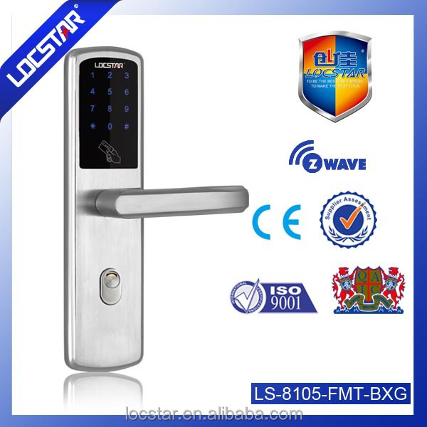 LS8105 2014 hot sale Digital door lock rfid