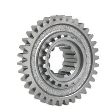 China supplier customized hardness brass small rc spur gear