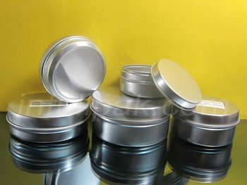 100g, 200g, 300g, 400g, 500g Metal Tin Canister