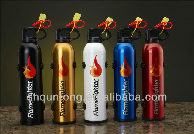 easy fire extinguisher actuator