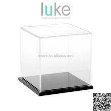 12 1 6 scale figur Custom design clear display box acrylic case