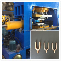 Copper Tee Pipe Fittings Forming Machine