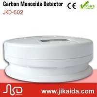 Co Alarm Security System With Digital