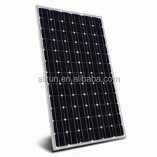 TUV and CE approved 280W 250W 299W 150W 100w MONO solar module
