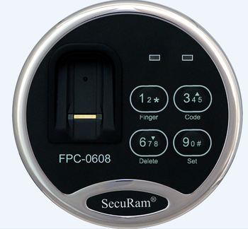 Fingerprint Combination Lock