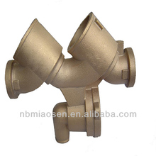 latest brass investment casting pipe fitting tools