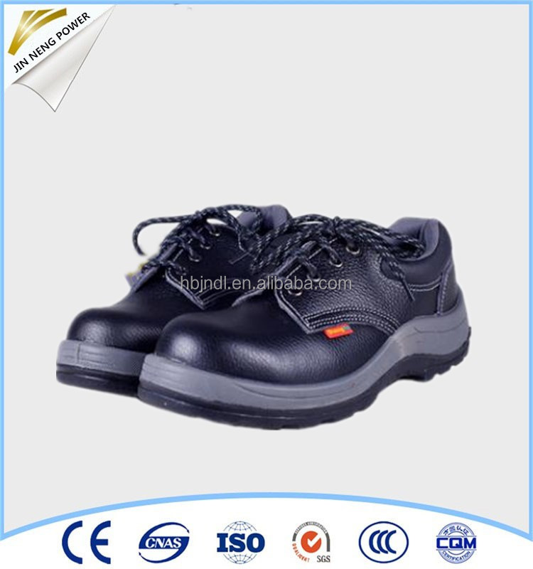 2016 new design 10kv steel toe safety low shoes