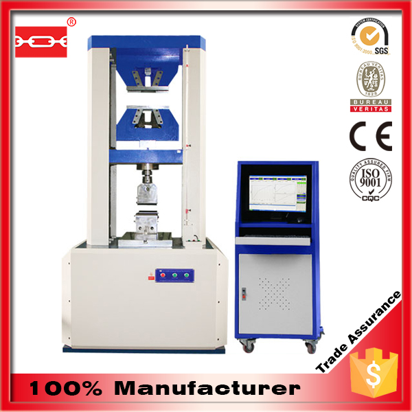 Servo Control Metal Tensile Testing Equipment