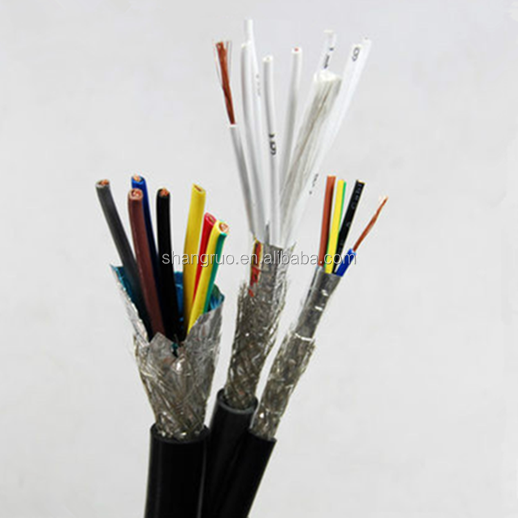 Wholesales pvc 3 core cable wire electrical full copper PVC cable