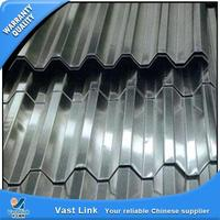 Professional galvanized corrugated metal roofing sheet with competitive price