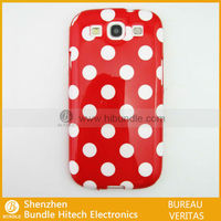 Wholesale for Samsung Galaxy S3 9300 Rubber Gel Case