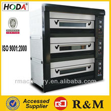 3 Layer Bread Oven Small Sweet Making Equipment,Pie Maker Machine