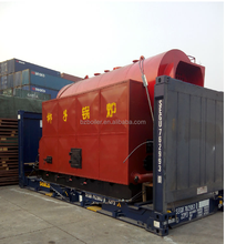 Automatic 1.4mw 2.8mw 4.2mw Wood Hot Water Boiler, Biomass fired Hot Water Boiler Coal Power Plant for Sad Steam Boiler For Sale