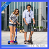 Best Big Wheel Kick Scooter Full Aluminum Kick Scooter 200mm Wheel For Adults