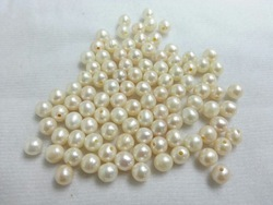 Good price sterling silver clasp keshi pearl set for manufactor
