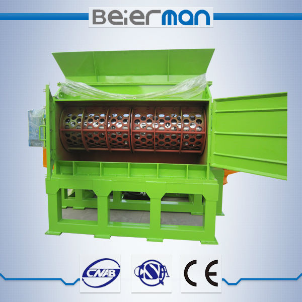 SGS/CE approved PP PE films shredder machine
