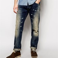 Youth brand rock jeans with new design