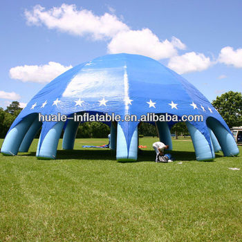 Giant inflatable lawn tent,cheap inflatable tent for sale