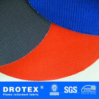Cotton CP LF Flame Retardant Fabric