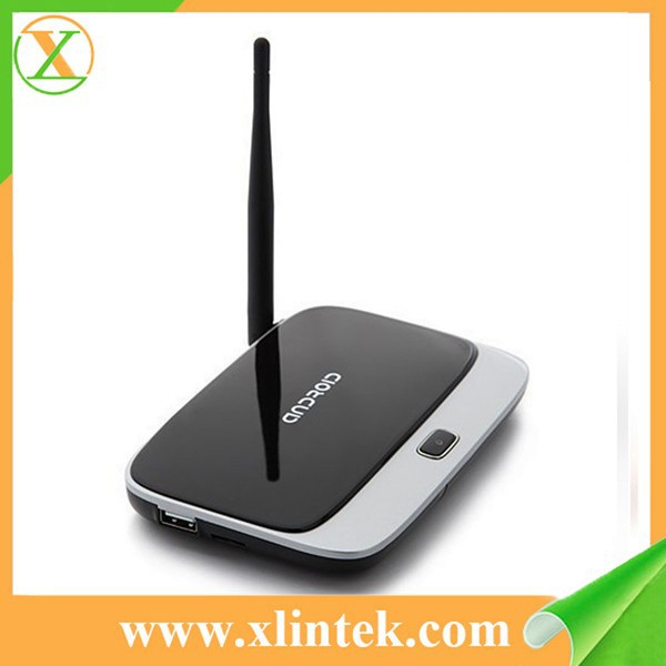 XBMC fully loaded Q7 cs918 android 4.4.2 2G+8G RK3188 Quad core tv box cs918