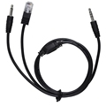 Surecom 48-K1 (cable) FOR KENWOOD MOBILE REPEATER Cable