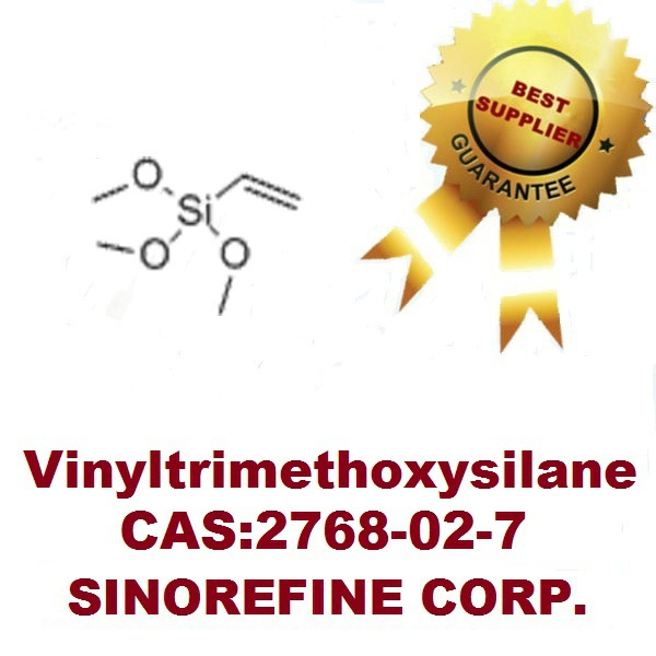 Vinyltrimethoxysilane 2768-02-7 (Trimethoxysilyl)ethylene; Ethenyltrimethoxysilan; Trimethoxy(vinyl)silane; VTMO