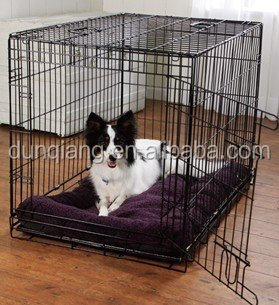 High quality Light and handy dog kennel