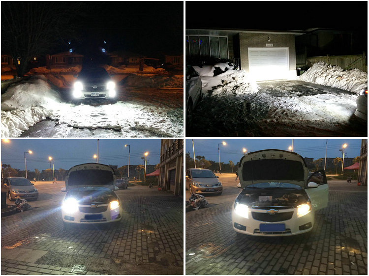 Newest Designed car led headlight H1 H3 H4 H7 H8 H9 H11 9005 9007 Led Headlamp