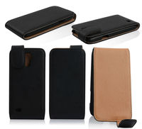 Faddist wallet case for s4 mini flip case Retro pu leather case