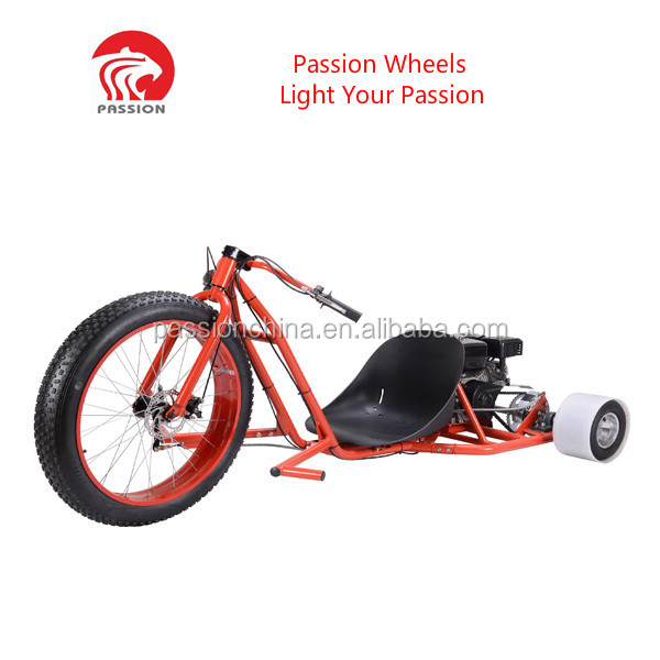 Hot selling high speed cheap motorized drift trike for sale