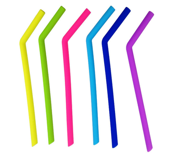 COOLNICE Smoothie Wholesale Reusable Drinking Silicone Straws