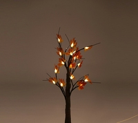 Red Maple Leaf Led Tree Light Christmas Light Decorative Light