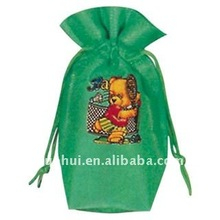2011 high fashion non woven christmas gifts bag