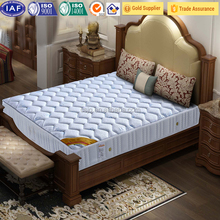Natural and hot sale foam natural latex and coconut mattress with the price of mattress in guangzhou