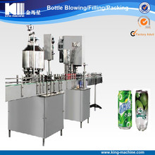 Linear Type Aluminum Can Soda Water Filler and Sealer