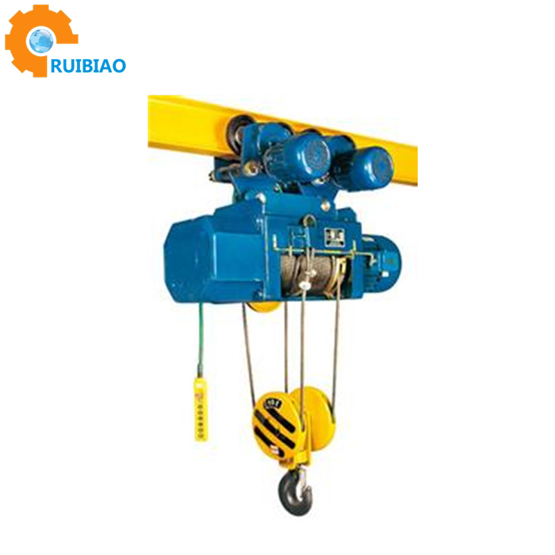 electric horn winch 5T electric bridge beam erection crane