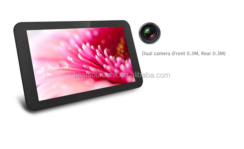 2014 Hot Sale Dual Core Android Smart Export 10.1 Inch Android 4.2.2 Allwinner A20 Tablet PC