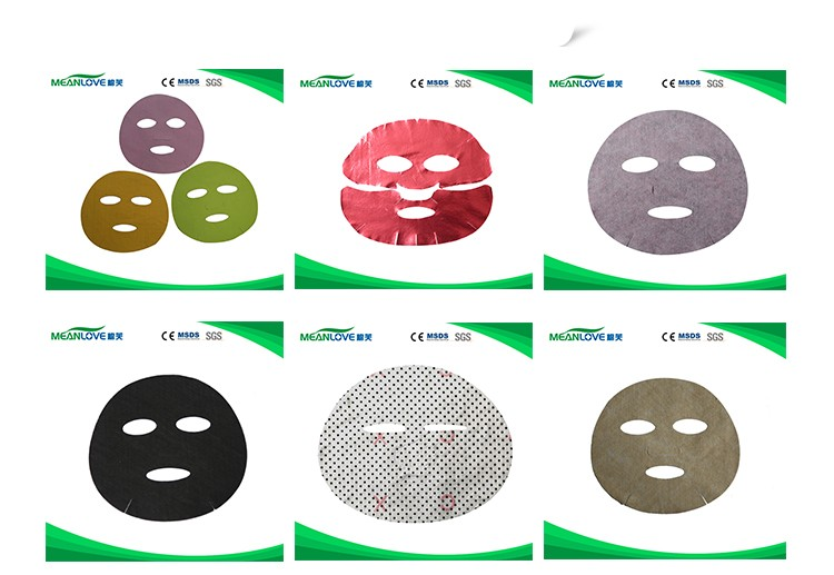 Bursting with popularity fruit fiber face sheet mask