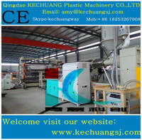 HOT SALE PP SHEETS MANUFACTURING MACHINES WITH CE CERTIFICATE