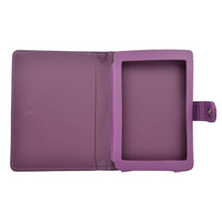 PU Leather Book Style Fitted Case for the Sony PRS T2 & T1 Ereader / ebook